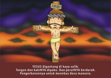 【免費漫畫App】Komik Alkitab : Tuhan Yesus-APP點子