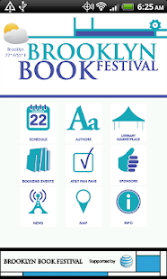 Brooklyn Book Festival 2013 - screenshot thumbnail