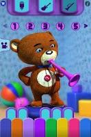 Screenshot of Talking Teddy Bear Pro