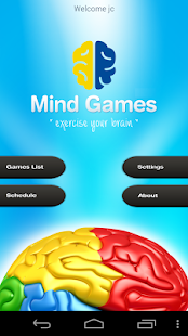Mind Games - Brain Training