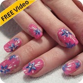 Nail Art Tutorial Video