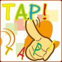 TAP! TAP! Enjoy★くだものかくれんぼ logo