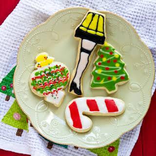 Sugar Cookie Icing.