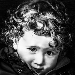 Martim by Sheila Marques - Black & White Portraits & People (  )