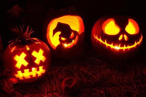 pumpkin carving ideas screenshot - Cool Halloween Pumpkin Designs
