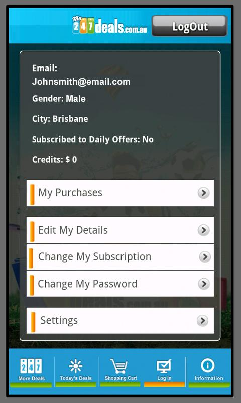 my247deals - screenshot