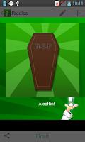 Screenshot of Riddles