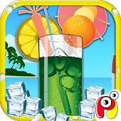 Ice Smoothie Maker- Kids Games