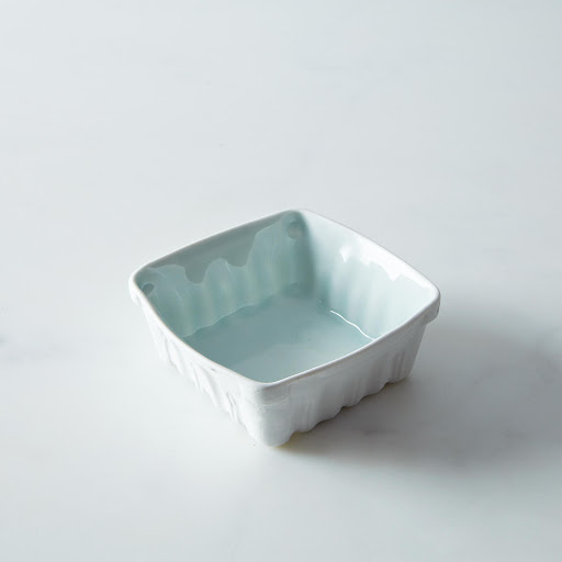 Raw Porcelain Berry Bowl (Set of 3)