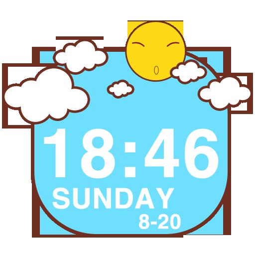 Sunshine 桌面小部件 漫畫 App LOGO-硬是要APP
