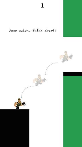 免費下載休閒APP 驚人的英雄跳線射手 Jumper Shooter app開箱文 APP開箱王