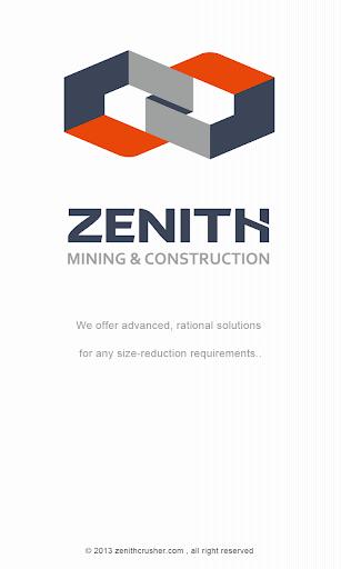 商業必備APP下載|ZENITH MINING MACHINERY 好玩app不花錢|綠色工廠好玩App