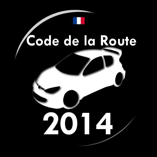 Code de la Route 2014 教育 App LOGO-硬是要APP