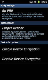 Galaxy Device Encryption FREE - screenshot thumbnail