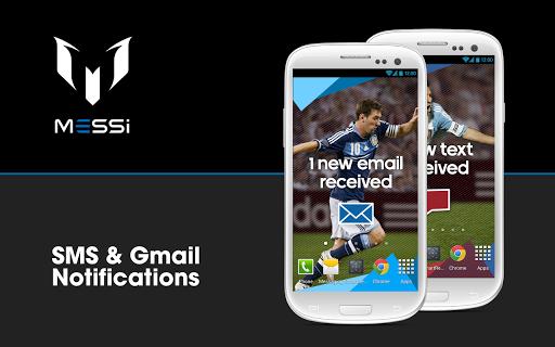 玩個人化App|Official Messi Live Wallpaper免費|APP試玩