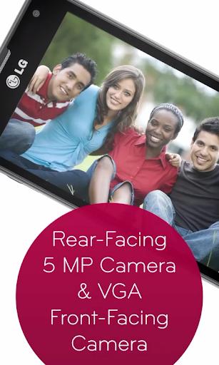 LG OptimusF3 MS659 Screensaver