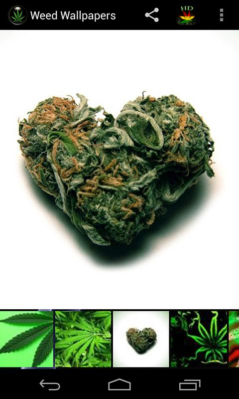 Weed HD Wallpapers - screenshot