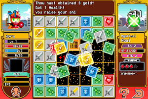 Screenshot of Block Legend