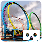 VR Roller Coaster icon