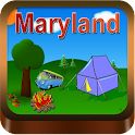 Maryland Campgrounds icon