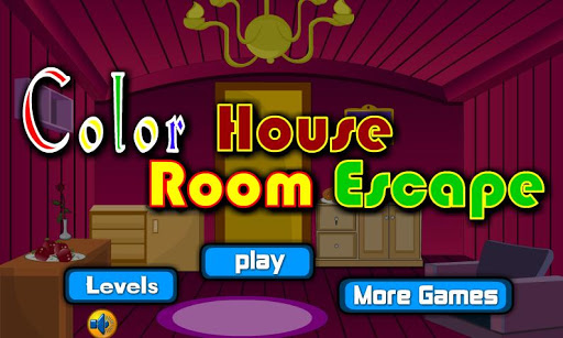 Color House Room Escape Game