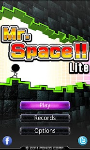 Mr.Space!! Lite - screenshot thumbnail