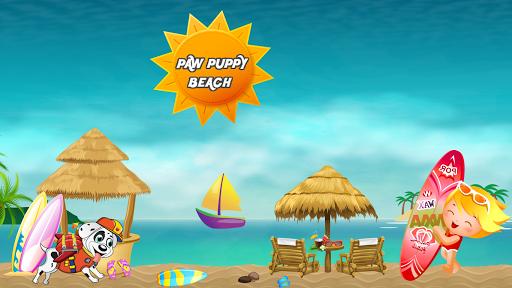Paw Puppy Beach Patrol