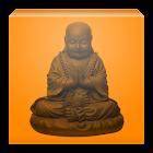 Relaxation Buddha icon