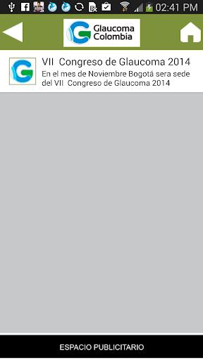 【免費醫療App】GLAUCOMA COLOMBIA-APP點子