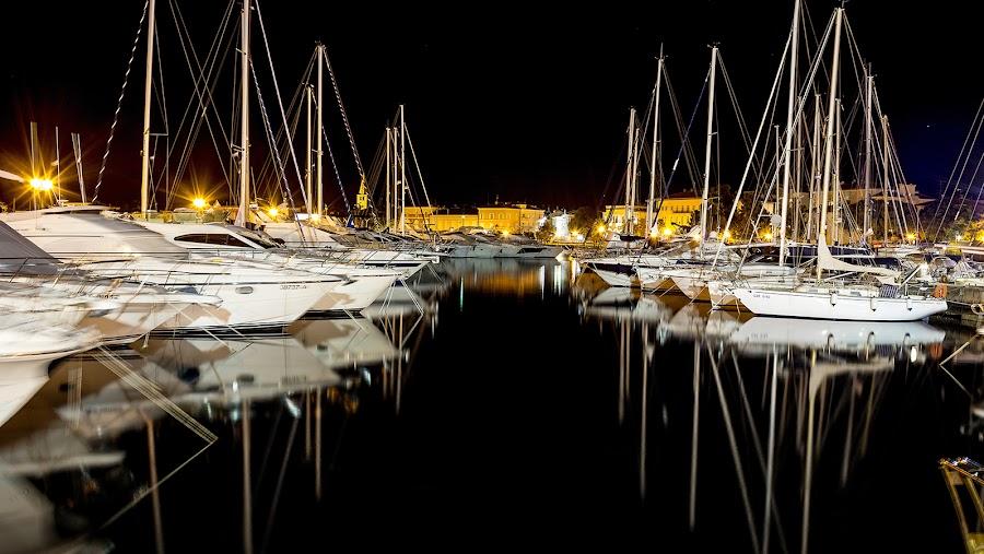 by Bogdan Melinte - Transportation Boats