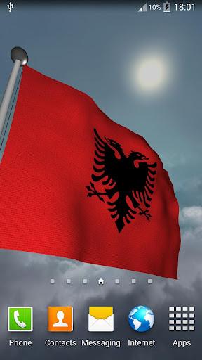 Albania Flag - LWP
