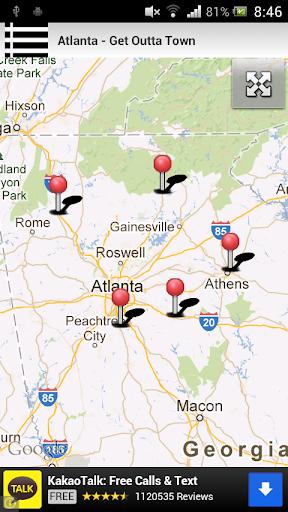 Atlanta - Get Outta Town