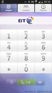 BT One Voice anywhere - screenshot thumbnail