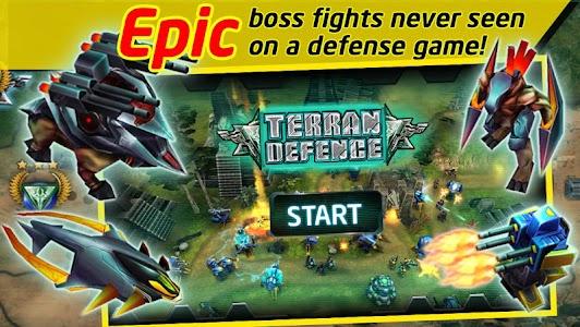 Terran Defence v1.2 (Mod)