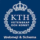 KTH webmail & schema