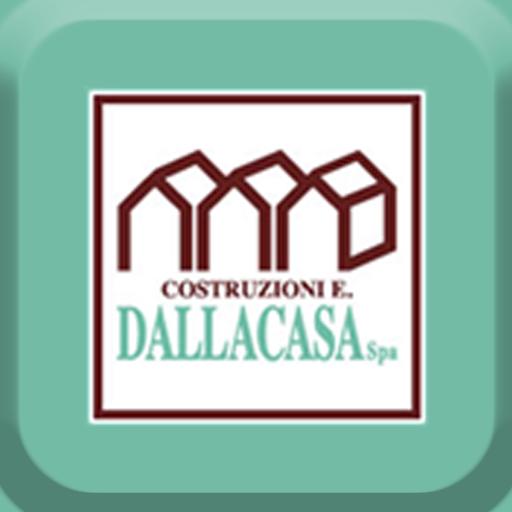 Costruzioni E. Dallacasa SPA LOGO-APP點子