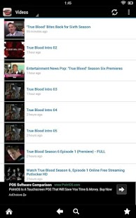 True Blood Fans - screenshot thumbnail