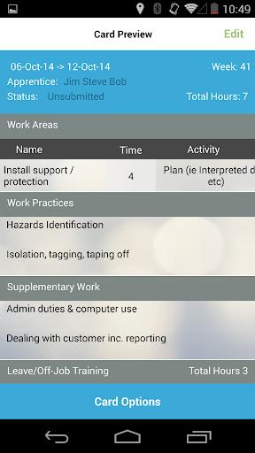 【免費生產應用App】eLogBook-APP點子