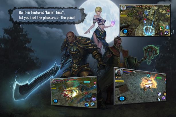 Battle Of The Saints I screenshot