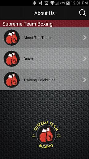 【免費商業App】Supreme Team Boxing-APP點子