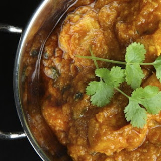 Indian Slow-Braised Chicken Dum Pukht.