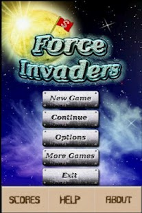 Force  Invaders Demo - screenshot thumbnail