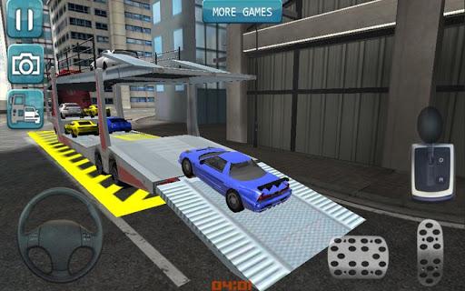 汽车运输停车场扩展