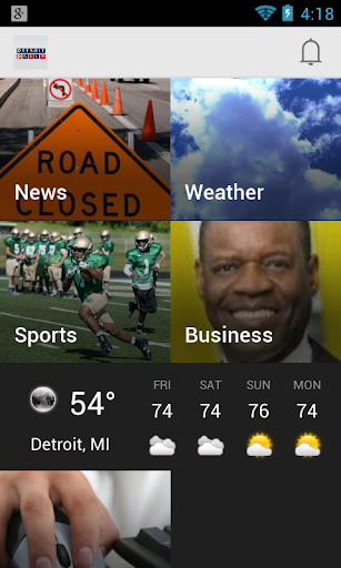 Detroit Daily News Weather