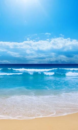 Mágico Oceano Live Wallpaper