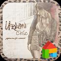 urbanchic(hopi2)dodol launcher icon