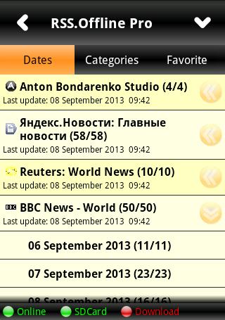 RSS.Offline Pro