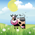 Cow Fly Zlango Live Wallpaper icon