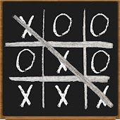 Chalk n Board Tic Tac Toe