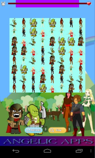 【免費動作App】Elves Vs Goblins Game Free-APP點子